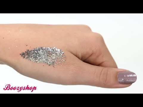 LA Splash LA Splash Crystalized Glitter Dark Star