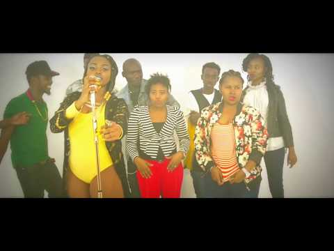 Yviona Reign Ft Haze : Baddest B**ch In Africa Coolest Kid In Africa Refix  (official Video)