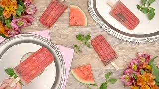 Boozy Popsicles In Prosecco Perfect For Your Next Party by POPSUGAR Food