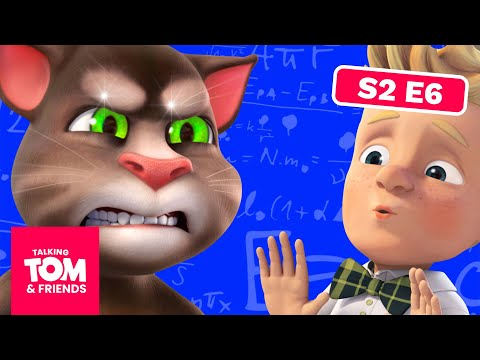 Talking Tom and Friends - The Backup Genius | Season 2 Episode 6