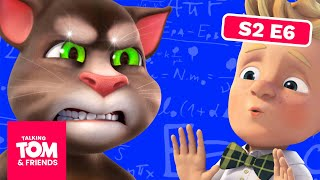 Video Talking Tom and Friends - The Backup Genius | Season 2 Episode 6 MP3, 3GP, MP4, WEBM, AVI, FLV Oktober 2018