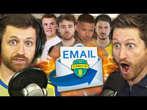THE EMAIL THAT EXPLAINS A LOT! - WEMBLEY CUP F2 DRAMA EXPLAINED