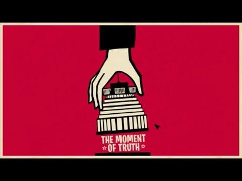 """Kim Dotcom's """"The Moment of Truth"""" Livestream"""