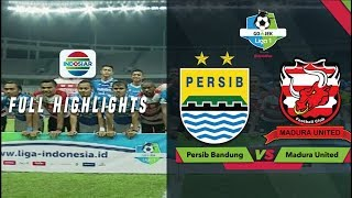 Video PERSIB BANDUNG (1) vs (2) MADURA UNITED - Full Highlight | Go-Jek Liga 1 bersama Bukalapak MP3, 3GP, MP4, WEBM, AVI, FLV Oktober 2018