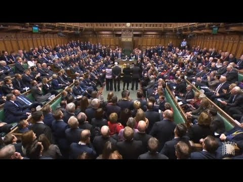 MPs debate contempt of Parliament motion in the Commons | ITV News