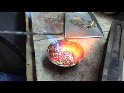 Как плавить золото домашних условия