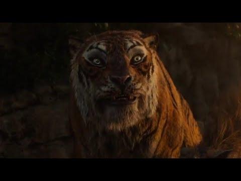 Scariest Version of Shere Khan - Mowgli: Legend Of The Jungle (2018)