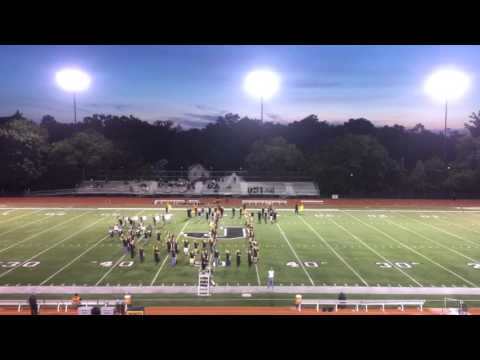 Jackson High School Viking Marching Band