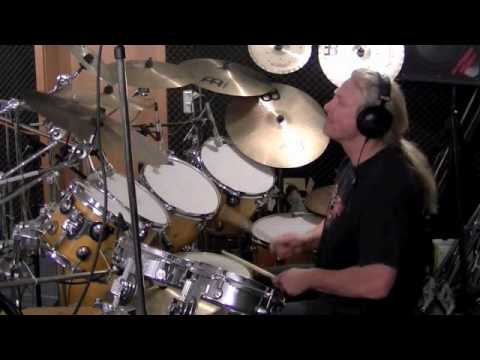 Africa by Toto, Drum Cover, Theo´s Version on DW Collectors