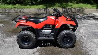 7. 2017 Honda FourTrax Recon ES | Used motorcycle for sale at Monster Powersports, Wauconda, IL