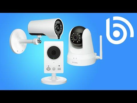 D-Link DCS-6010L Indoor HD Wireless-N Dome IP Camera w ...