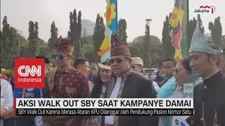 Video Aksi Walk Out SBY saat Deklarasi Kampanye Damai Pilpres 2019 MP3, 3GP, MP4, WEBM, AVI, FLV September 2018
