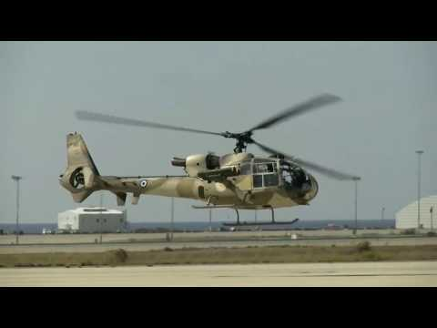 SA.342 Gazelle - многоцелевой легкий...