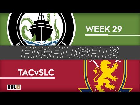 Tacoma Defiance - Реал Монаркс 1:4. Видеообзор матча 18.09.2019. Видео голов и опасных моментов игры