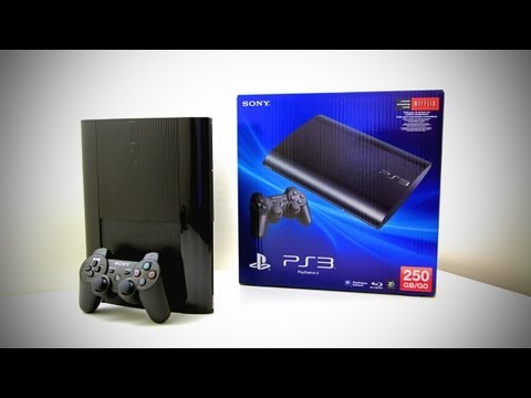 playstation3 - PRICING & AVAILABILITY PS3 Super Slim Bundle - http://amzn.to/OSKKTc Welcome to my PS3 Super Slim unboxing. The PS3 Super Slim is the latest version of the S...