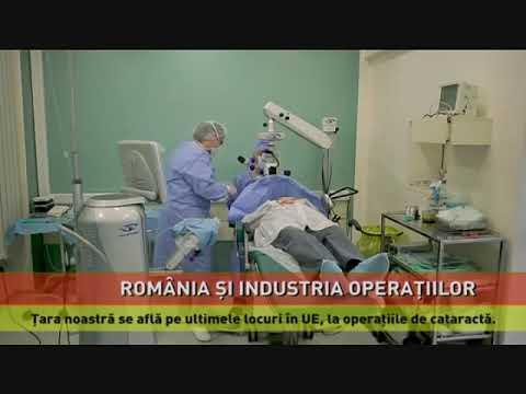 România şi industria operaţiilor