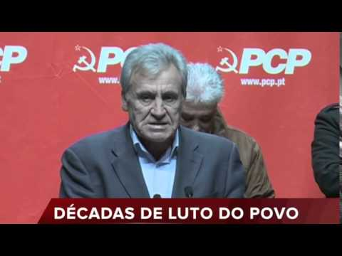 JERÓNIMO DE SOUSA NAS COMEMORAÇÕES DOS 40 ANOS DA REFORMA AGRÁRIA
