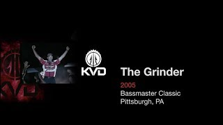 KVD - Champion's Course - Episode 2 : The Grinder
