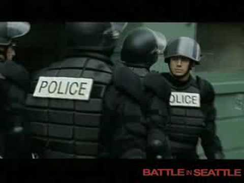 Exclusive Channing Tatum Footage from 'Battle in Seattle' #1