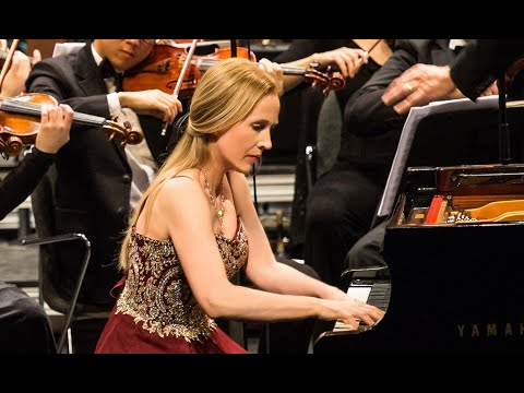 Concerto de Varsovie, A.-M. Dubois, l'Orchestre symphonique de Sherbrooke & S. Laforest