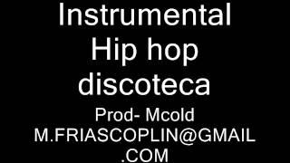 Hip Hop Instrumental Disco Prod  Mcold