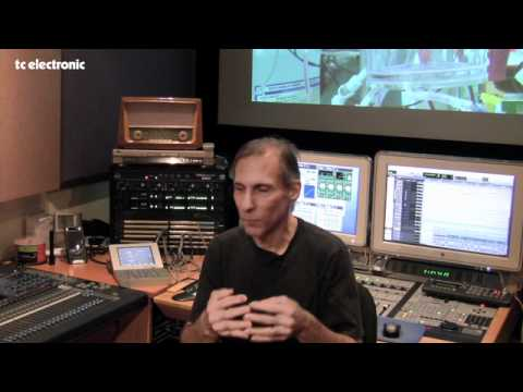 In part 2, Richard talks about Foley recordings, and some of the techniques he uses to optimize the recordings. The VariPitch algorithm plays a significant role in his work.