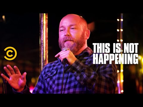 Kyle Kinane Almost Gets Killed: This Is Not Happening (CC:STUDIOS & Comedy Central)
