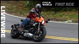 1. 2020 Harley-Davidson LiveWire First Ride