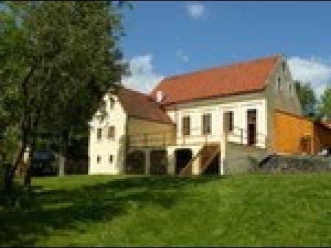 Video Rodinný dům, starobylá usedlost, rekonstrukce. pozemek 4 275 m2, Trnobrany, okr. Litoměřice
