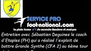 Etaples France  city images : Etaples réalise l'exploit en coupe de France
