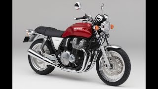 7. A Short Review of the 2017 Honda CB1100 EX Specifications