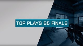 This week we take a look back at some of the best moments of ESL Pro League Season 5 Finals in Dallas. Who was your number...