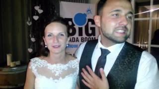 Tamada Bewertung von Tamada Anna, DJ Garri Gobox, Saxophonistin Tatiana und Sängerin Alexandra von Christina und Sebastian