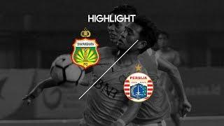 Video Cuplikan Pertandingan Liga 1 Bhayangkara FC vs Persija Jakarta 12 November 2017 MP3, 3GP, MP4, WEBM, AVI, FLV November 2017