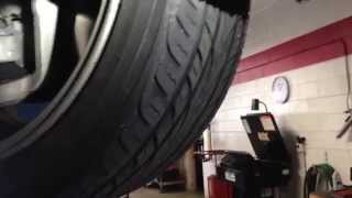 6. Tire Wear Problems - Tire Wear and Solution