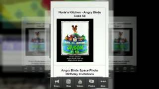 Angry Birds Space CheatsNTips YouTube video