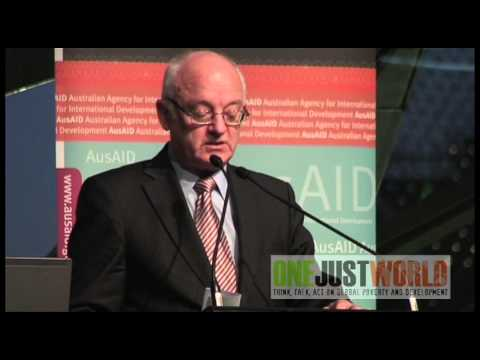 Bob McMullan on the disabled and world development