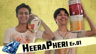 Video Nazar Battu : Heera-Pheri | Ep. 01 | Diwali Special MP3, 3GP, MP4, WEBM, AVI, FLV April 2018