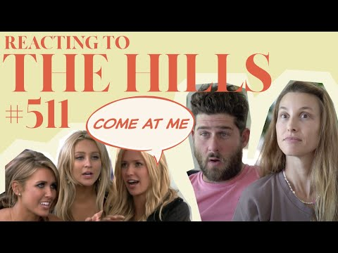 Reacting to 'THE HILLS'   S5E11   Whitney Port