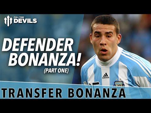 Defender Bonanza! | Transfer Bonanza Part 1 | Manchester United