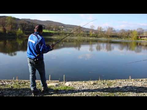 Fish On   - Strategie di pesca alla trota in laghetto