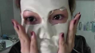 ★水魚在家D.I.Y美容護膚法★ 之 自製美容院美容療程  D.I.Y. Facial Treatment