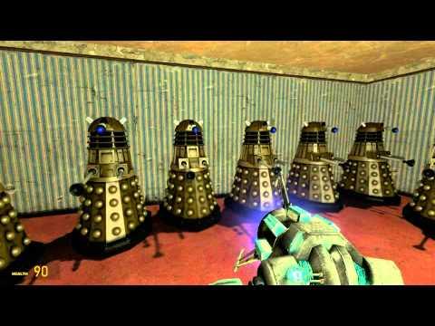 gmod- Dalek Factory