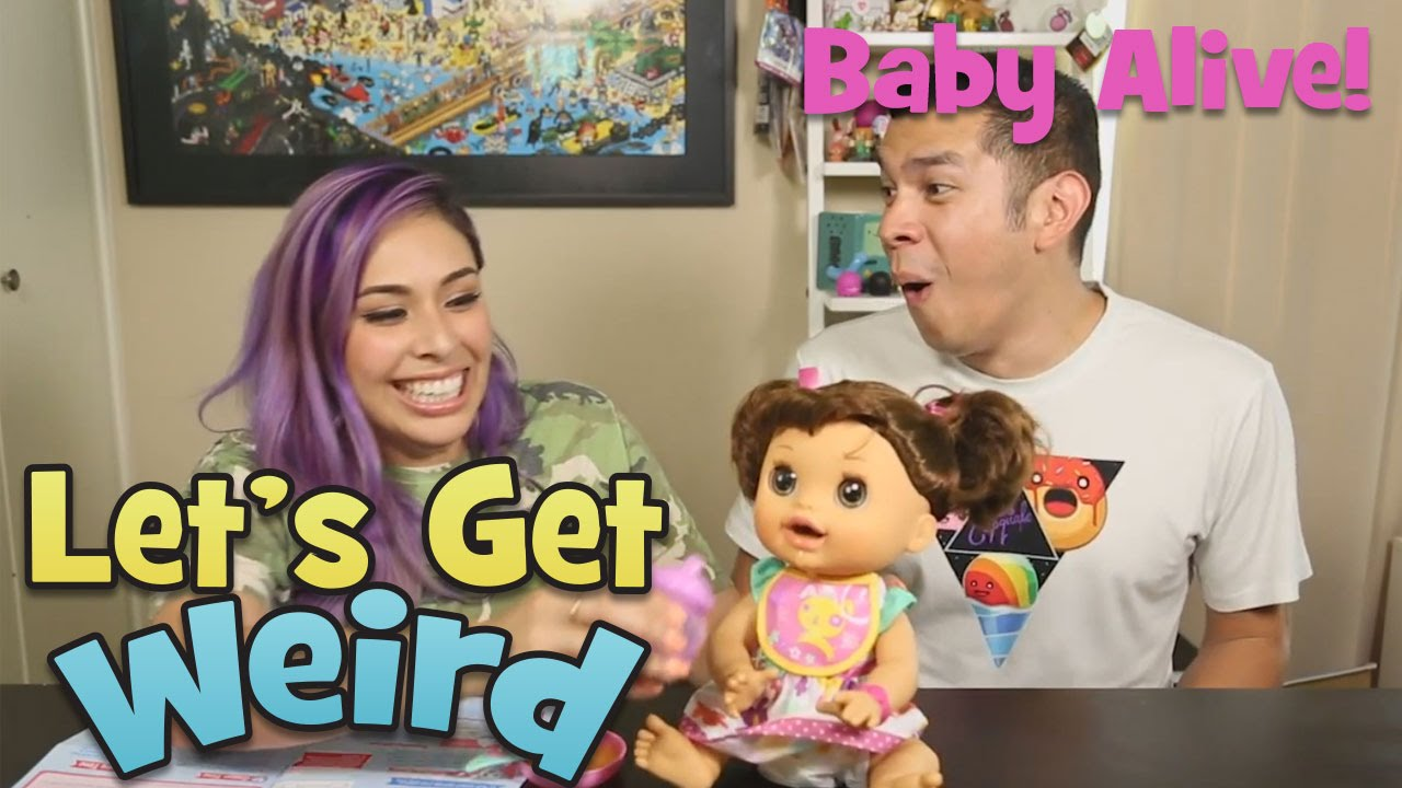 BABY ALIVE – Lets Get Weird