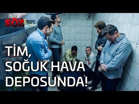 Söz | 20.Bölüm -  Tim Soğuk Hava Deposunda!