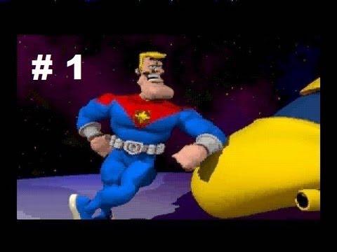 Captain Quazar 3DO