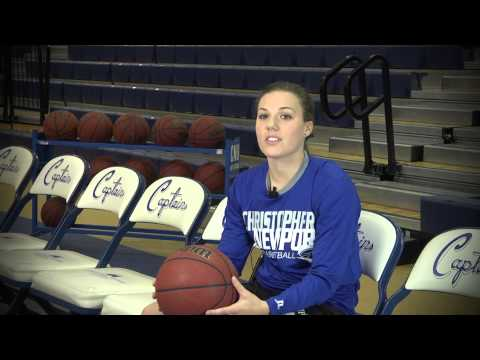 Meet the Captains: Christopher Newport Women's Basketball