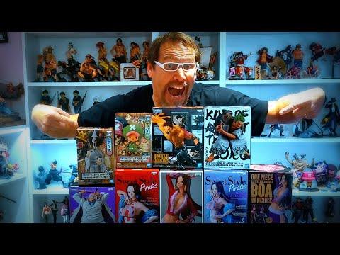 BOOBS ET KATANA : Unboxing de FOLIE!!! One Piece figurine Review