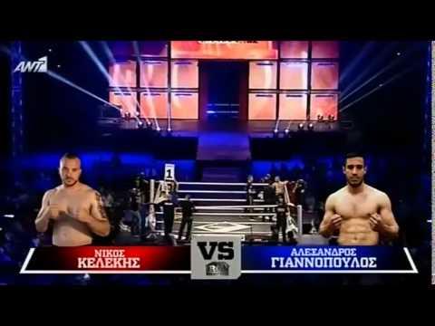 Iron Challenge: Νίκος Κελέκης vs Αλέξανδρος Γιαννόπουλος (video)