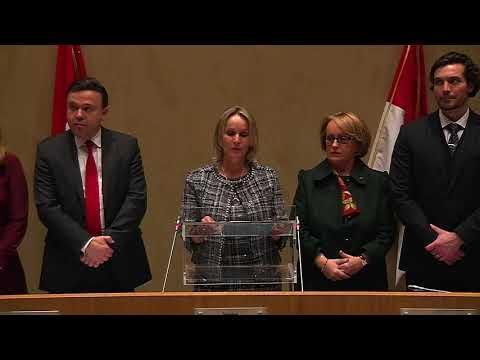 Discours de Nathalie Amoratti-Blanc à l'occasion de la Journée Internationale des Droits des Femmes
